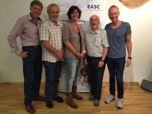 EASC junta 2015